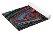 Whirling Into Fall 2 Yoga Mat