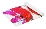 Wild Vibrancy Yoga Mat