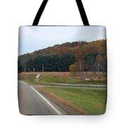 Autumn On 179 Tote Bag