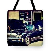 1967 Chevelle Tote Bag