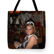 A Show Girl Tote Bag