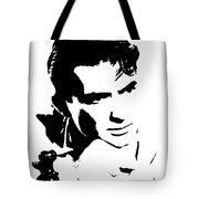 # 1 Gregory Peck Portrait. Tote Bag