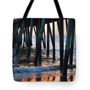 16th Street Pier Tote Bag