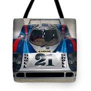 1971 Porsche 917 Lh Coupe Tote Bag