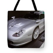 1997 Porsche 911 Gt1 Street Version Tote Bag