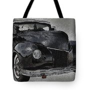 39 Custom Coupe Tote Bag