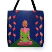 849 - Inner  Balance   Tote Bag