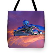 A Flying - Flying Lady  Tote Bag