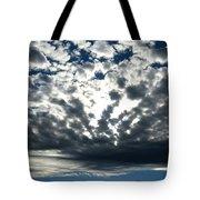 A Glorious Cloudscape Tote Bag