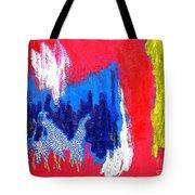 Abstract Tn 005 By Taikan Tote Bag