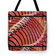 Abstract Fusion 204 Tote Bag