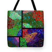 Abstract Fusion 86 Tote Bag