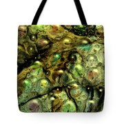 Alien Sea Eggs Tote Bag