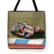 Ama Superbike Dustin Dominguez Tote Bag
