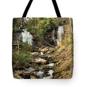 Amacola Falls Tote Bag