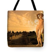 Apollo Sacred Street Tote Bag