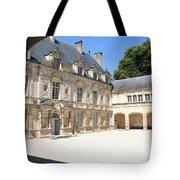 Arch View Palace Bussy Rabutin Tote Bag