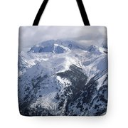 Argentina. Andes Mountains Tote Bag by Anonymous