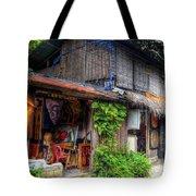 Art Shop Tote Bag