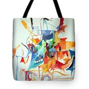 At The Age Of Three Years Avraham Avinu Recognized His Creator 1 Tote Bag