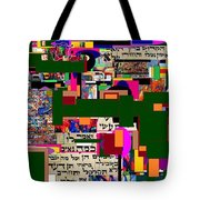 Atomic Bomb Of Purity 5a Tote Bag