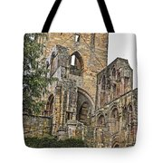 Augustinian Abbey Tote Bag