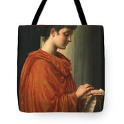 Barine Tote Bag by Sir Edward John Poynter