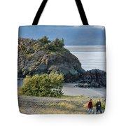 Beluga Point  Tote Bag