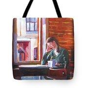Bistro Student Tote Bag