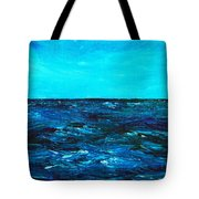 Body Of Water Tote Bag