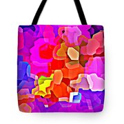 Bold And Colorful Phone Case Artwork Designs By Carole Spandau Cbs Art Exclusives 101 Tote Bag