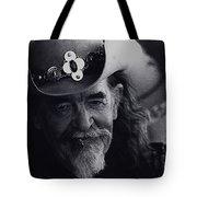 Born To The West Homage 1937 Buffalo Biil Helldorado Days Tombstone Arizona 1968-2008 Tote Bag