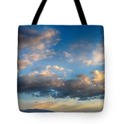 Breathtaking Colorado Sunset 2 Tote Bag