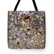 Broken China Tote Bag