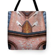 Buda Reformed Church Architectural Details Tote Bag