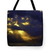Byron Bay Sunset Tote Bag