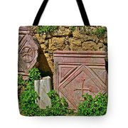 Byzantine Cross In Myra-turkey Tote Bag