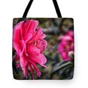Camellia De Mamie Tote Bag