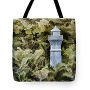 Canal Beacon - Panama Tote Bag