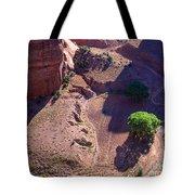 Canyon De Chelly Farmland Tote Bag