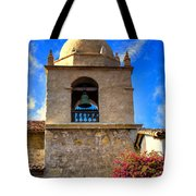 Carmel Mission Tote Bag by Garry Gay