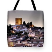 Castle Quarter Tote Bag
