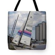 Catamarans Tote Bag