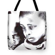 Children Should Not Be Sad ... Tote Bag