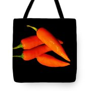 Chillies Tote Bag