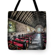 Church Of St Mary Tote Bag