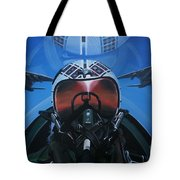 Colonel Dave Dollarhide Tote Bag