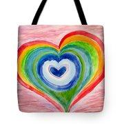 Colourful Dreams Tote Bag
