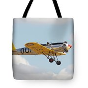 Come Fly With Me Tote Bag by Pat Speirs