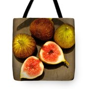 Common Fig Ficus Carica Tote Bag by Venetia Featherstone-Witty